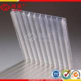 Strato di plastica del policarbonato del materiale di tetto della costruzione per la copertina del PC della serra