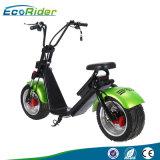 普及した電気オートバイのブラシレスHarleyのスクーター1200W