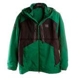 Пальто ковбоя Long-Sleeved рубашки новым отворотом куртки весны Single-Breasted для повелительниц
