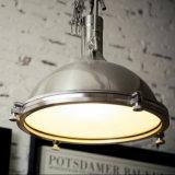 Guzhen allumant la lampe pendante en bronze industrielle