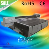 UV Flatbed Printer voor PVC/Wood/WPC
