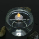 Batería impermeable activada agua Opereated de la vela del LED Tealight para la decoración de la boda