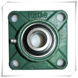 O ferro de molde da boa qualidade flangeou carcaça de rolamento