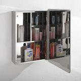 Mobilia d'oltremare della stanza da bagno rettangolare occidentale di Frameless con lo specchio
