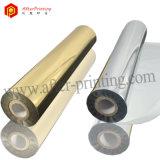 Metallische/nichtmetallische Farben-heiße stempelnde Folie für Papier/Plastik/Gewebe/Gewebe