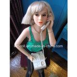 新しい最上質の163cmリアルな性の人形の大人の性のおもちゃ