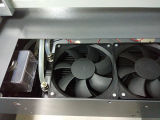 Impresora plana de las galletas de la impresora de la talla A2 del alimento comestible ULTRAVIOLETA de la impresora
