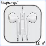 水晶ケース(XH-EP-032)のiPhoneのための品質のEarbudの元のイヤホーン