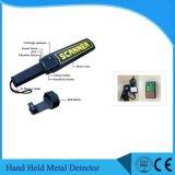Detetor de metais à mão da sensibilidade elevada do detetor de metais MD3003b1