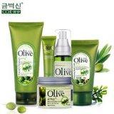 Estratto verde oliva del foglio per alimento ed i supplementi