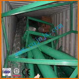 Aceite de motor usado alta calidad 2017 que recicla la máquina para refinar el gasoil del petróleo inútil