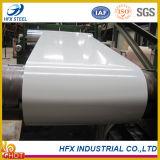 PPGIはまたはPrepaintedカラーによって塗られる鋼鉄コイルかRal9002白巻く