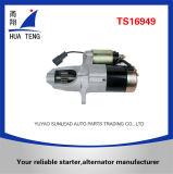 dispositivo d'avviamento di 12V 1.4kw per Nissan Motor Lester 17831 M0t87187