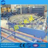 Linea di produzione della scheda del cemento della fibra - 2 milioni dell'uscita annuale di metri quadri