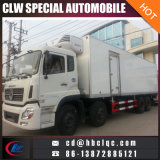 8X4 50m3 medizinisches überschüssige Ansammlungs-LKW-Fahrzeug-Fleisch gekühlter LKW