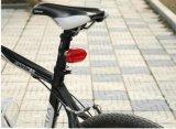Rastreamento em tempo real à prova de luz traseira aluguer/Moto Rastreador GPS T16+ com Anti-roubo de Bicicletas