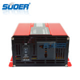 Suoer 1500W 12V zum intelligenten Inverter der Sonnenenergie-220V mit LCD-Bildschirmanzeige (SDB-D1500A)