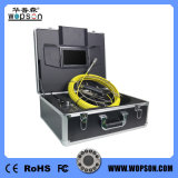 Слейте масло из инспекционной 7-дюймовый монитор подземных видеокамеры