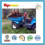 PA10SD Mini Coche / Tractor agrícola de la rueda de carretilla Transporter con ascensor