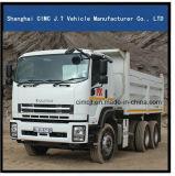 De nieuwe 6X4 Vrachtwagen van de Stortplaats Isuzu met Beste Prijs voor Verkoop