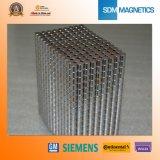 De concurrerende Magneet van de Schijf van het Neodymium van de Zeldzame aarde N50m