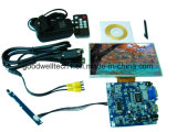16: 9つは7インチの産業モジュールVGA/Video/HDMI/Audioの入力をサポートする