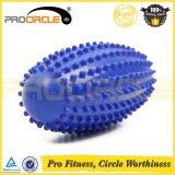 Sfera all'ingrosso ad alta densità dura appuntita ovale di massaggio del PVC