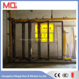 Customized Made Double Glazed Lowe Glass Alumínio Folding Door