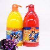 Natürliche Haut schützte Looney Melodien-Schaumbad-Karosserien-Wäsche