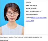 Tipo máquina da cabeça Xc0110 móvel de estaca