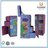 Kundenspezifischer Maded Pappablagekasten mit Fach und Tür