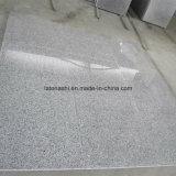 지면 도와를 위한 Polished G603 Bianco 수정같은 회색 화강암