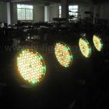 RGBW DMX512 108X3w LED 자전 광속 이동하는 헤드