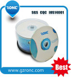 Торговая марка Ronc 50ПК розничной упаковки чистый диск CD-R