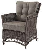 Wicker патио сада/установленная софа ротанга - напольная мебель (LN-2135)