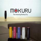 Aliviar brinquedos de madeira do brinquedo do dedo de Mokuru do esforço