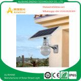 高品質のアルミ合金の月の陰のDawmライト作業終夜12W太陽庭ライト