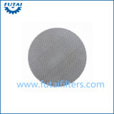 Filtro de acoplamiento del acero inoxidable de China para la máquina de materia textil