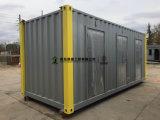 プレハブの容器の家の貯蔵倉