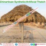 Thatch тростника и травы штанги Tiki хаты зонтика Thatch листьев ладони синтетической смолаы пластичный