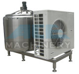 Санитарный горизонтальный тип оборудование рефрижерации молока бака охлаждать молока (ACE-ZNLG-5H)