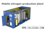 이동할 수 있는 질소 생산 공장 (TJN)