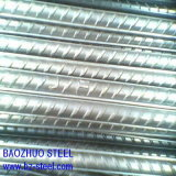 Verformter Stahlstab