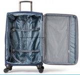 """若者デザイン高品質のオックスフォードファブリック20 """"、24組の""""、28 """"旅行圧延の荷物の箱セット、カスタム実用的な屋外旅行袋/トリップのためのトロリー箱"""