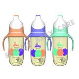 Het Voeden PPSU Fles Brede Mond met Handvat /BPA Vrije 240ml