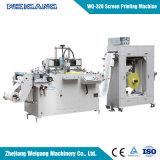 Rolo automático para rolar a tela de seda para máquinas de impressão