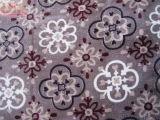 A impressão de veludo macio (HZS Flores--00112)