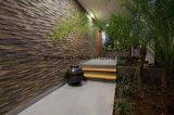 Breathable leichte graue Bodenbelag-Fliese-rustikale Innenfliese