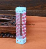 коробка напечатанная таможней складывая пластичная (коробка упаковки PP/PVC/PET)