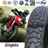 3.00-21 utiliza motocicleta negra de neumáticos para el mercado de Sudán